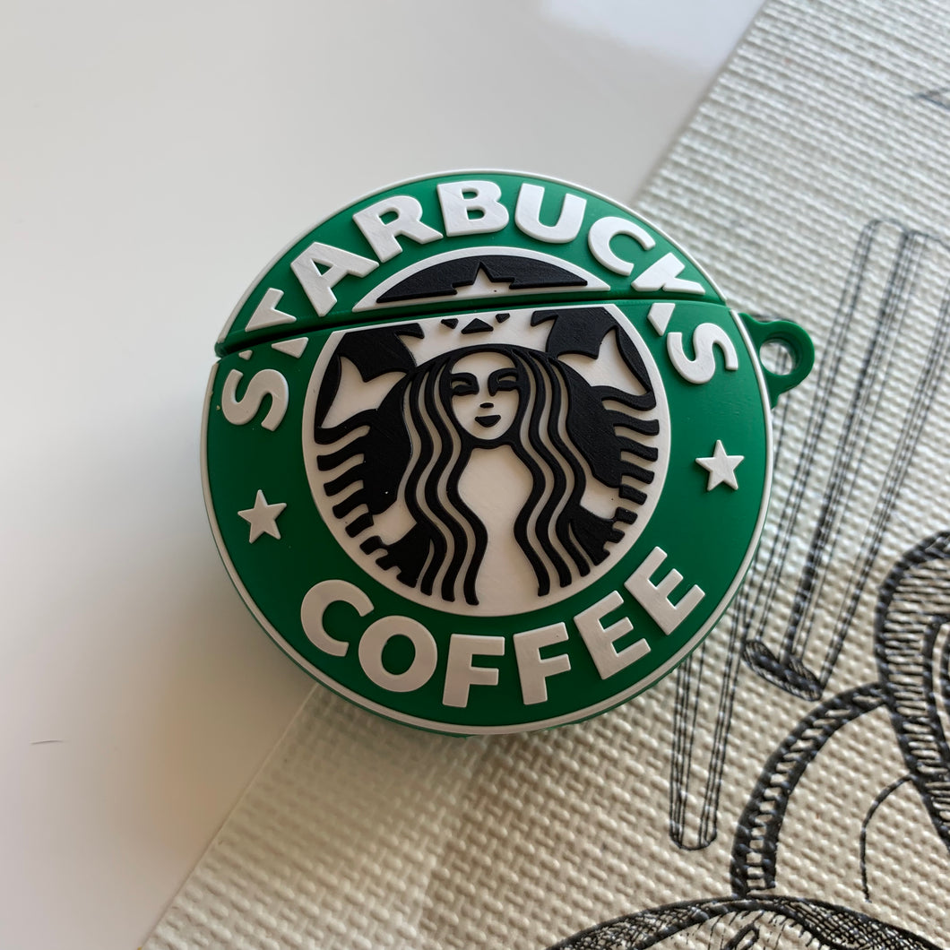 HipCity Starbucks Airpod Case
