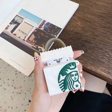 Load image into Gallery viewer, Hipcity Coffee Bag Airpod Case