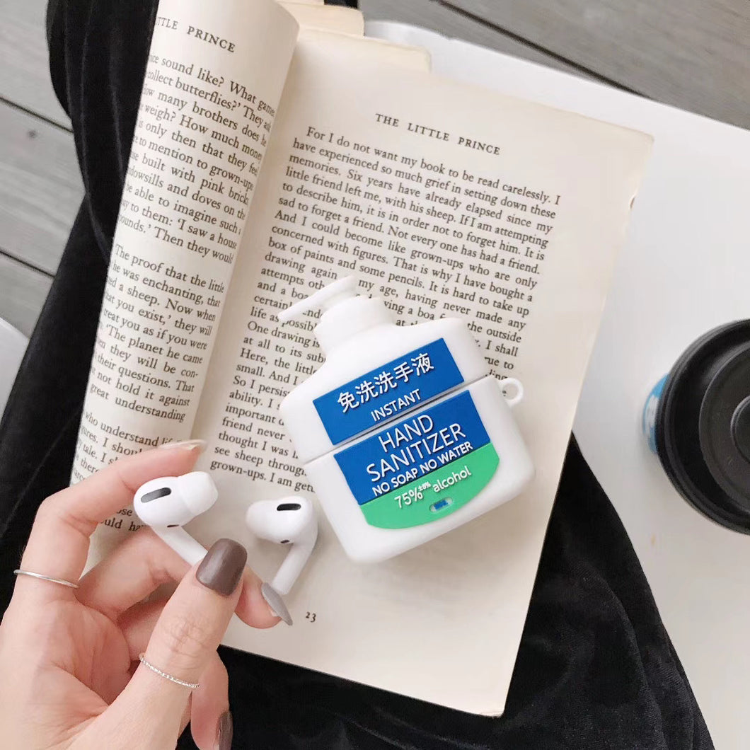 HipCity Sanitizer Airpod Case