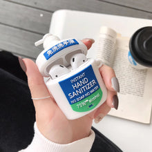 Load image into Gallery viewer, HipCity Sanitizer Airpod Case