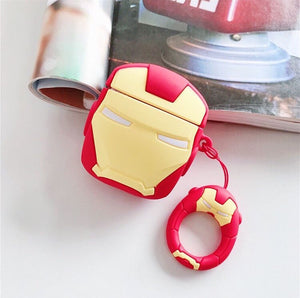 HipCity MRVL Character AirPod Case