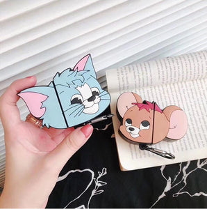 HipCity Tom & Jerry Airpod Case