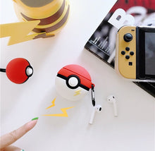 Load image into Gallery viewer, HipCity PokéBall AirPod Case