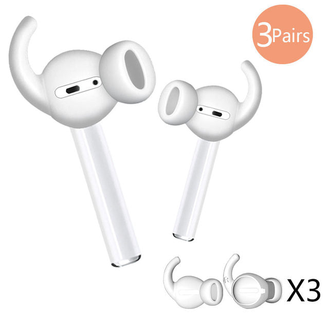 Noise Canceling Airpod Covers (3 Pair)