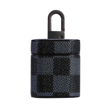 Load image into Gallery viewer, HipCity Leather Checker Airpod Case