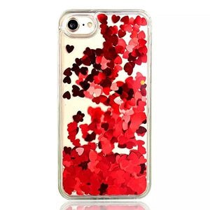 HipCity Floating Heart Case