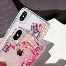 Load image into Gallery viewer, HipCity MakeupLover Floating Glitter Case