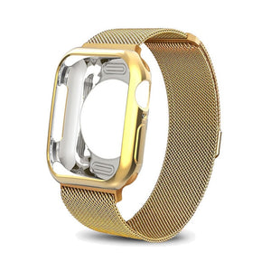 HipCity Stainless Steel Watch Band