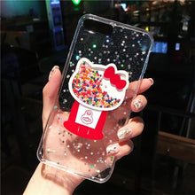 Load image into Gallery viewer, HipCity Glitter Snacks Case