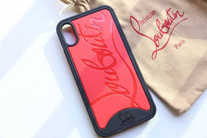 HipCity Red Bottom iPhone Case