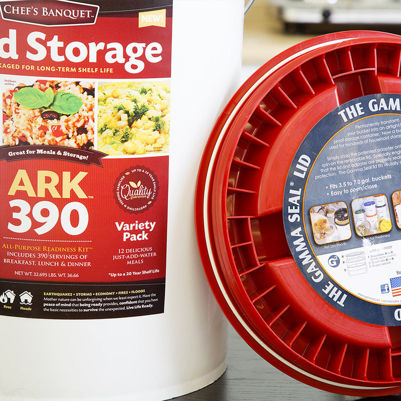 ARK 390 Food Storage Kit by Chefs Banquet