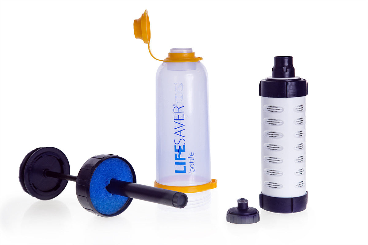 a12055648d ... Lifesaver 4000 ul water filter bottle separated ...