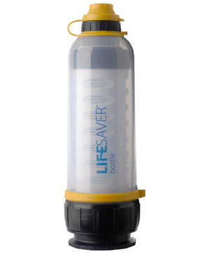 LIFESAVER 4000UF Bottle