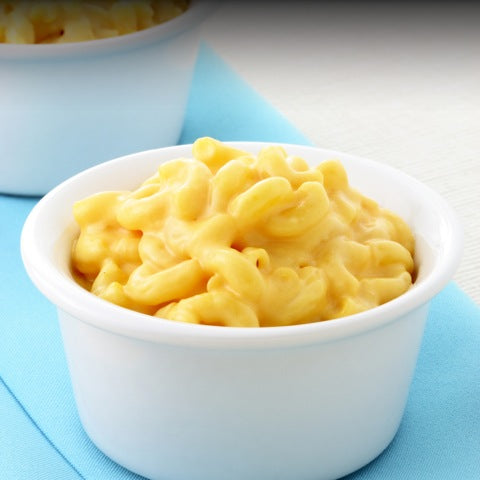Macaroni and Cheese Food Storage