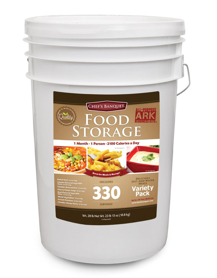 ARK 330 Food Storage Kit by Chef's Banquet