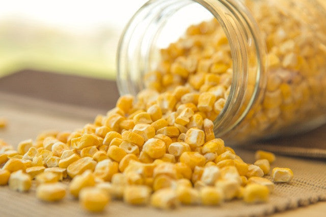 Freeze Dried Sweet Corn Food Storage