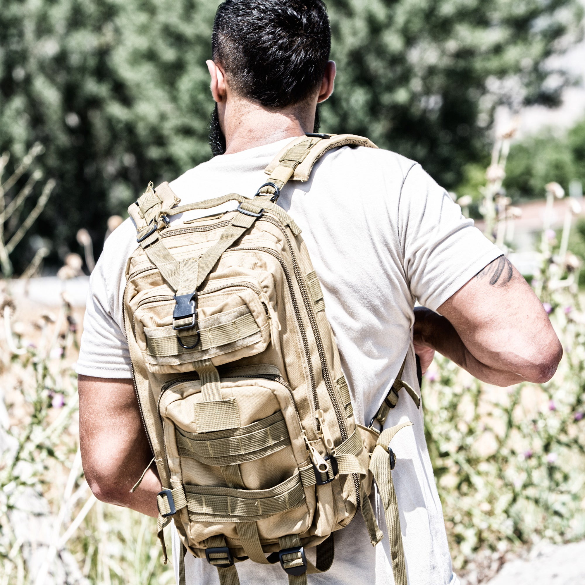 8a74016e693d7 Tactical Backpack 72 Hour Survival Kit - New! - Ready Project ®