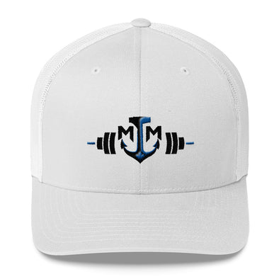 Baseball Hat - Barbell / Anchor