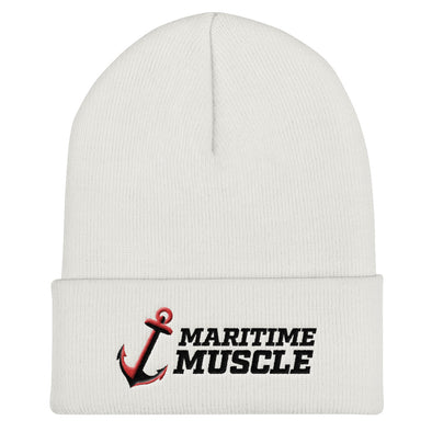 Cuffed Toque - Anchor / Maritime Muscle