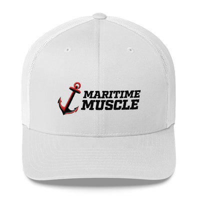 Baseball Hat - Anchor / Maritime Muscle