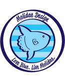 Molidae Circle Logo Right Facing