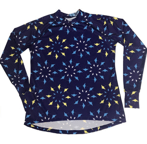 Molidae Rashguard - Circle of Rays