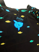 Load image into Gallery viewer, Molidae Rashguard - Schooling Fish