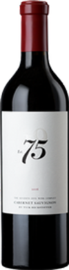 Seventy Five Wine Co. 2016 Cabernet Sauvignon