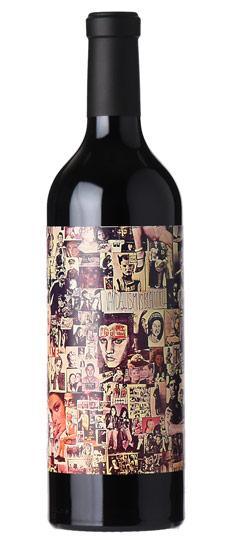 "Orin Swift 2018 ""Abstract"" Proprietary Red, California"