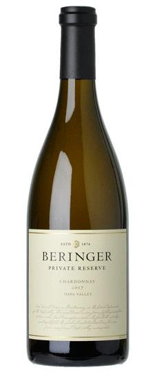 Beringer 2017 Private Reserve Chardonnay, Napa Valley