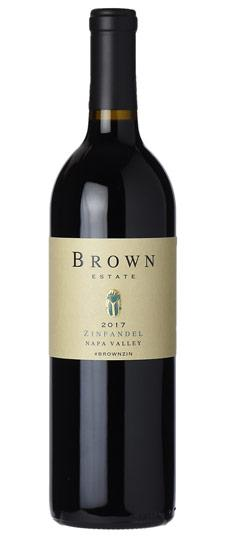 Brown Estate 2017 Napa Valley Zinfandel