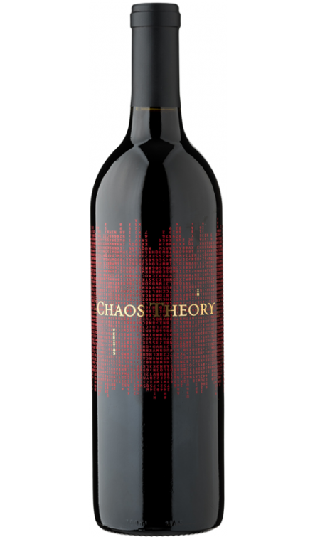 Brown Estate 2017 Chaos Theory Napa Valley
