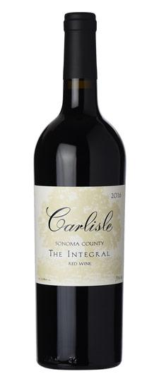 "Carlisle 2016 ""The Integral"" Red Wine, Sonoma County"