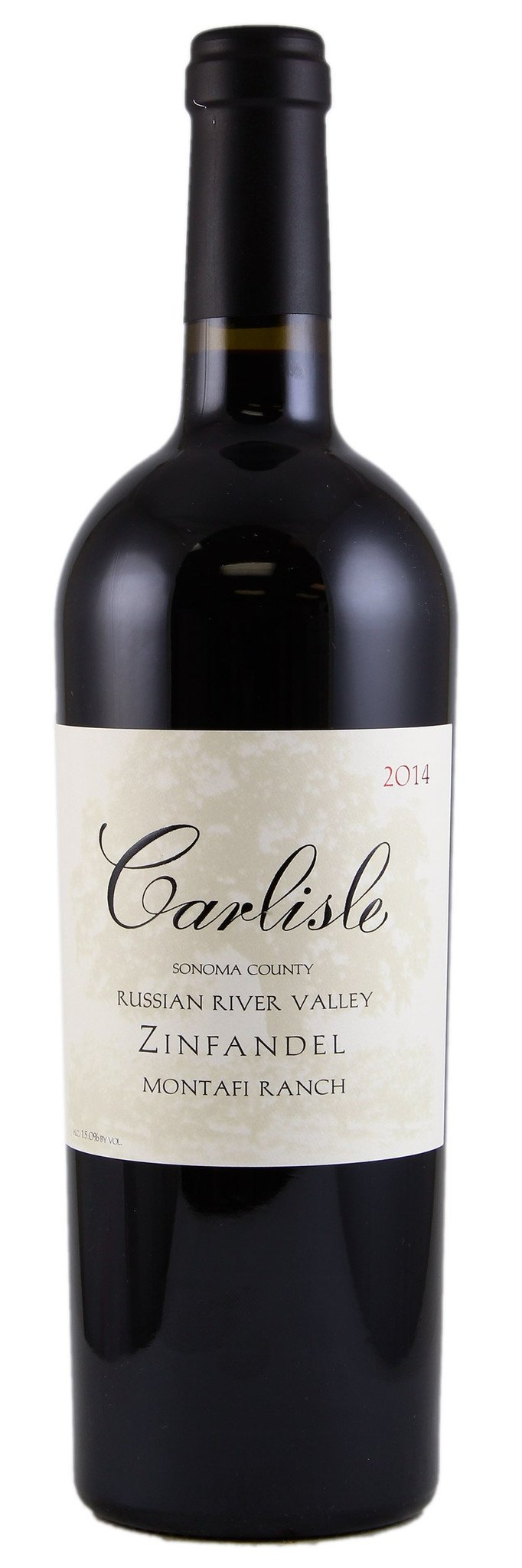 Carlisle 2015 Montafi Ranch Zinfandel, Russian River Valley