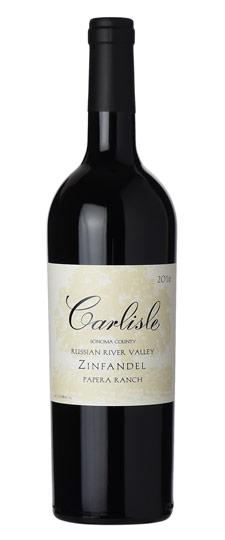 "Carlisle 2017 ""Rossi Ranch"" Zinfandel, Sonoma Valley"