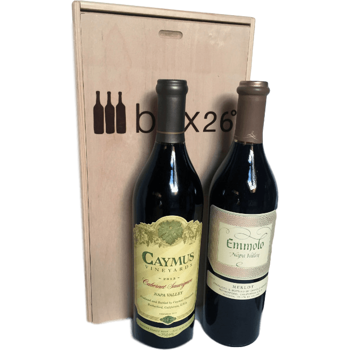 Caymus 2-Bottle Gift Pack - Brix26