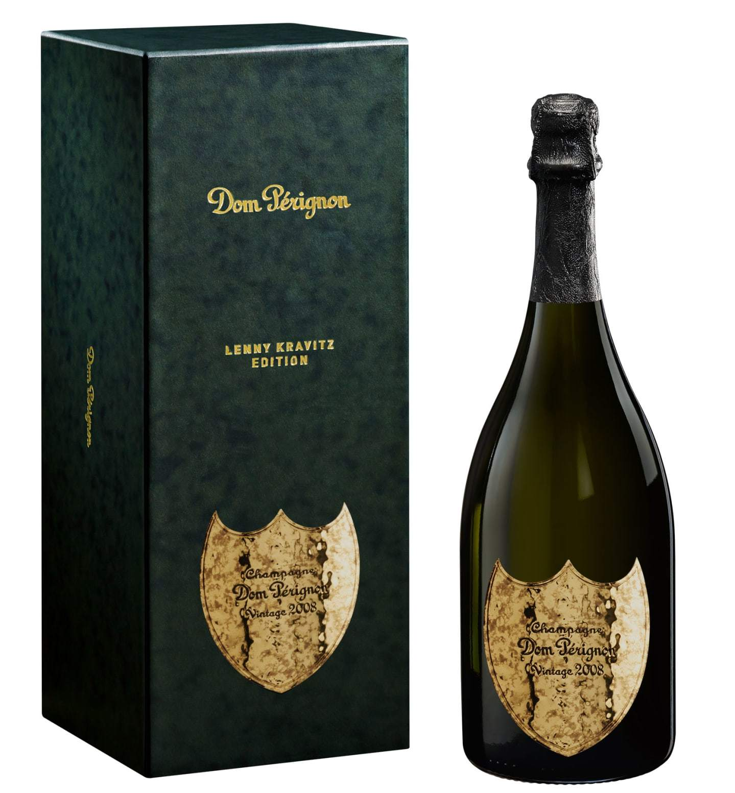 Dom Perignon 2008 Lenny Kravitz Limited Edition Gift Box