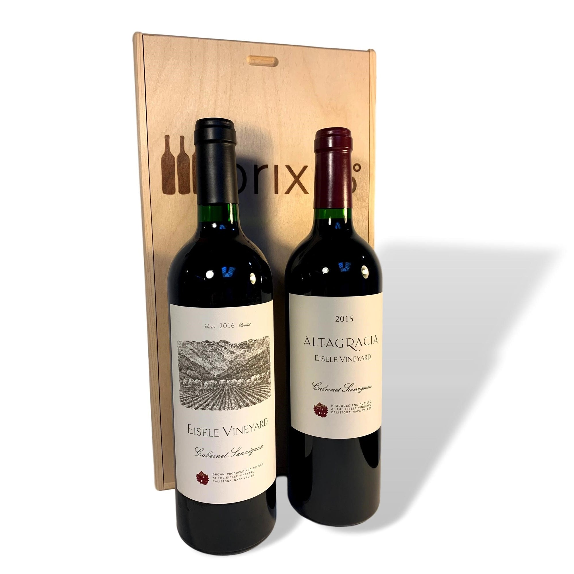 100-Point Eisele Cabernet 2-Bottle Gift Pack