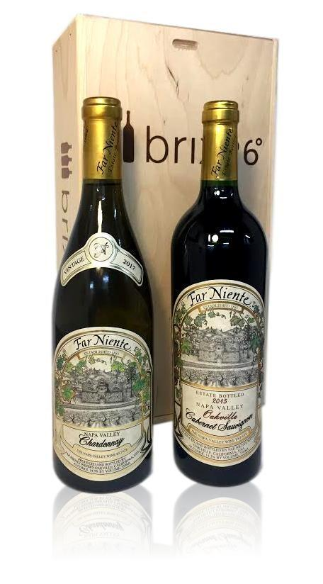 Far Niente 2-Bottle Gift Pack