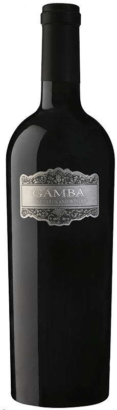 Gamba 2018 MCM Old Vines Estate Zinfandel, Russian River Valley