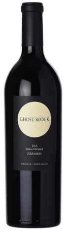 Ghost Block 2017 Pelissa Vineyard Zinfandel, Napa Valley