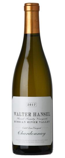 Walter Hansel 2017 'Cahill Lane' Chardonnay, Russian River Valley