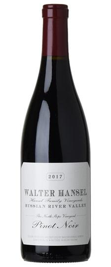 Walter Hansel 2017 'North Slope' Pinot Noir, Russian River Valley
