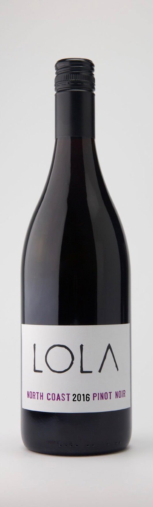 LOLA 2016 Pinot Noir, North Coast - Brix26