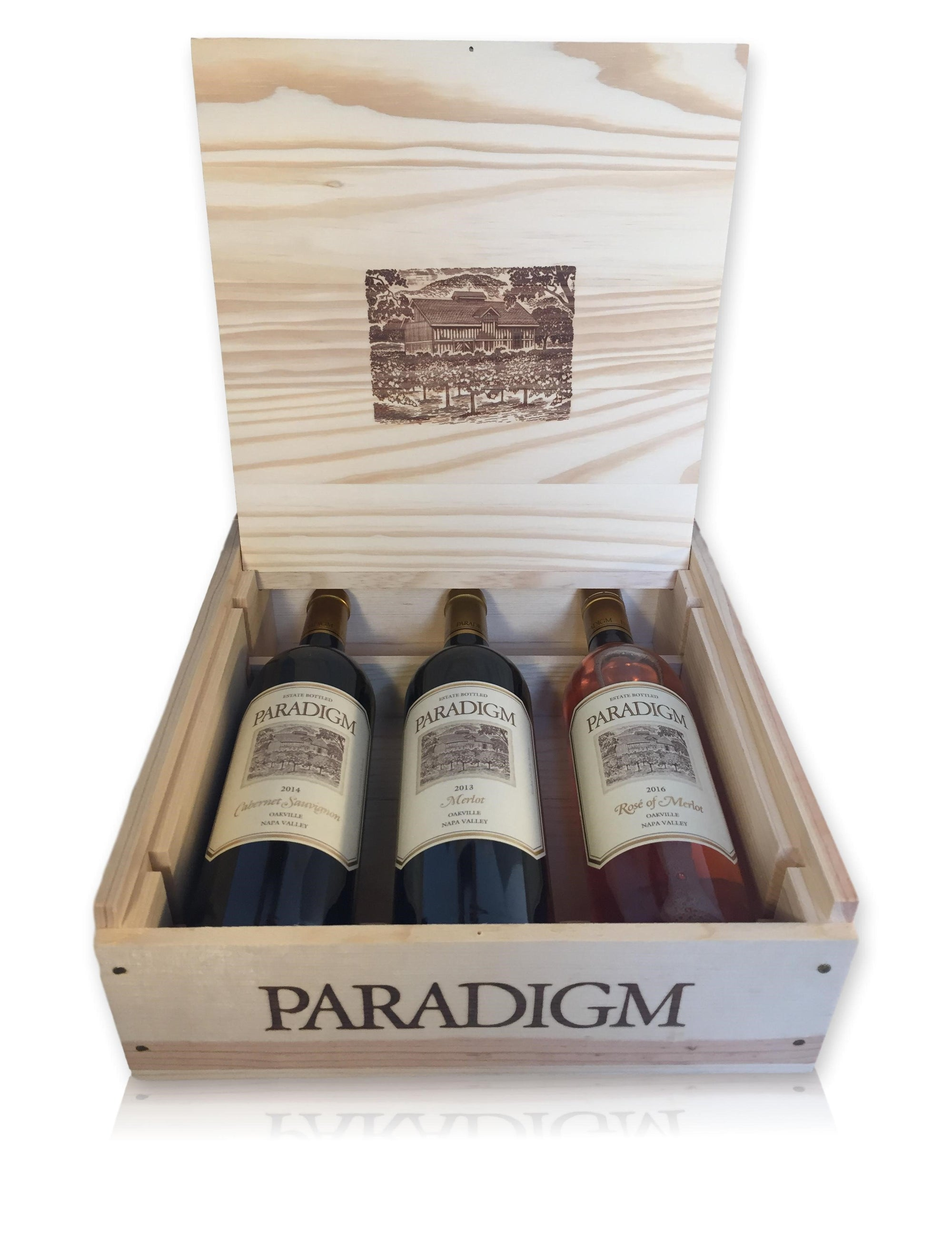 Paradigm 3-Bottle Gift Box
