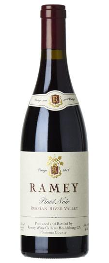 Ramey 2016 Pinot Noir, Russian River Valley