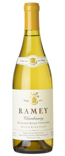 "Ramey 2015 ""Ritchie Vineyard"" Chardonnay, Russian River Valley"