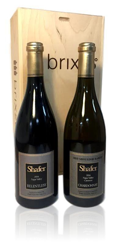 Shafer Vineyards 2-Bottle Gift Pack