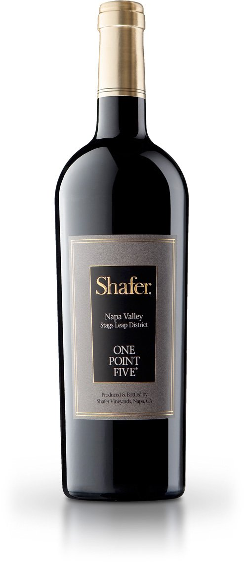 "Shafer 2015 ""One Point Five"" Stags Leap District Cabernet Sauvignon - Brix26"