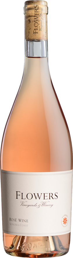 Flowers 2017 Sonoma Coast Rosé of Pinot Noir